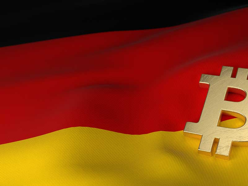 use bitcoin in germany