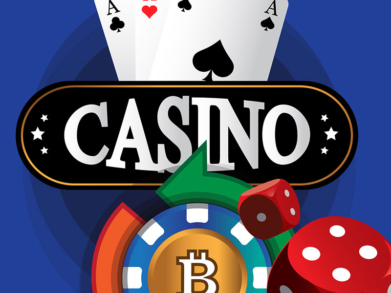 Top bitcoin casino