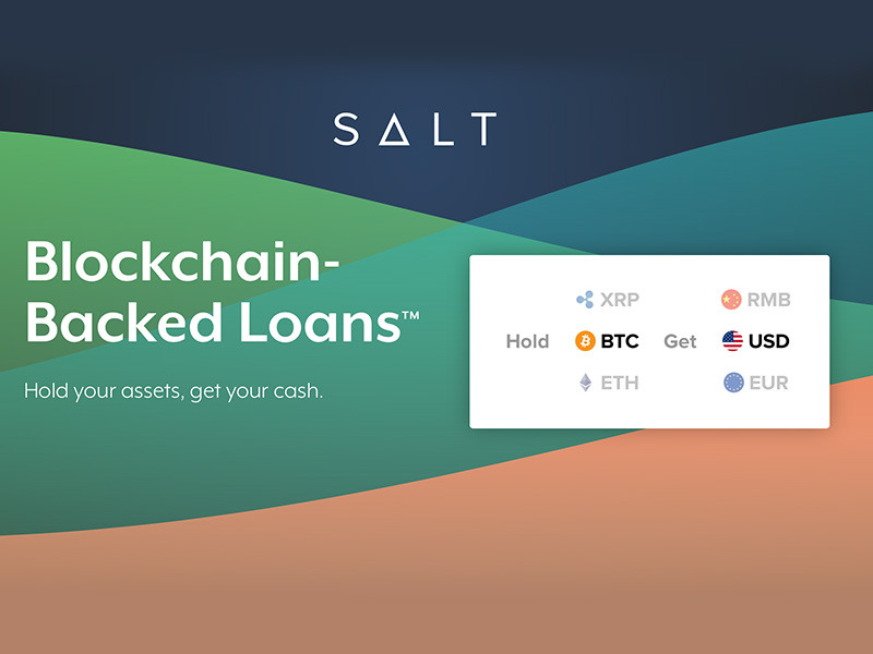 SALT Blockchain – Backed Loans – Review