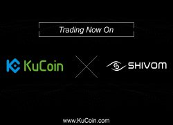 shivom trading now on kucoin