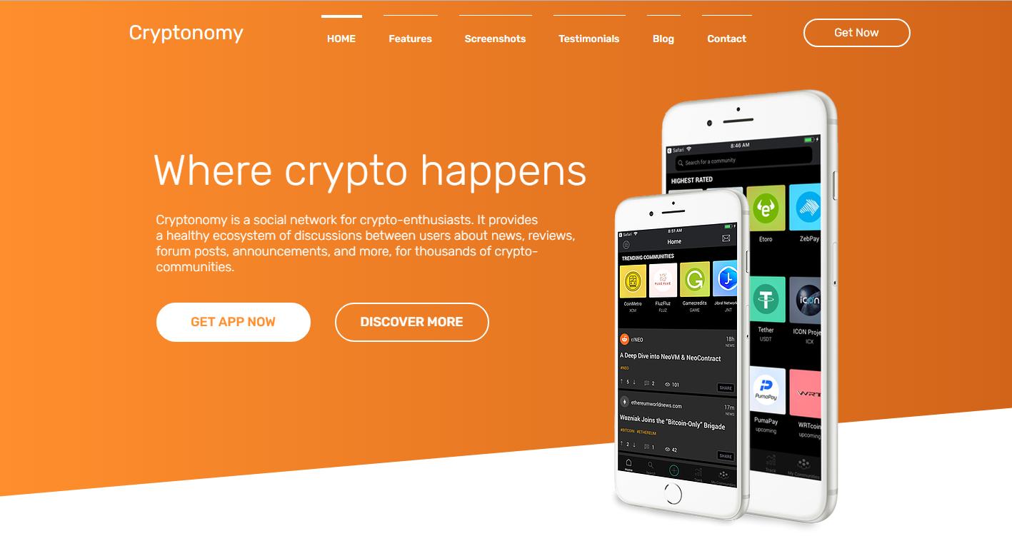 stock and crypto tracker
