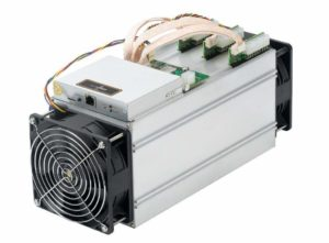 Antminer T9 Mining Hardware