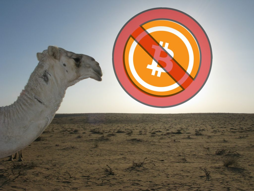 Trading Bitcoin Declared Illegal in Saudi Arabia Despite the Great Strides Made