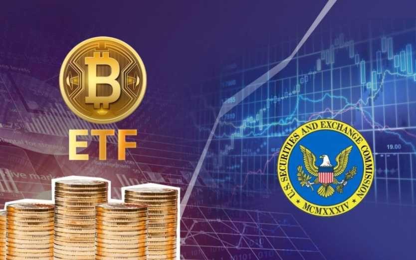 BTC ETFs Getting Reviewed
