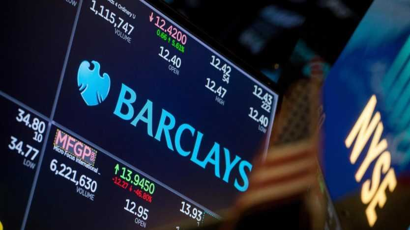 Barclays Shutdown crypto
