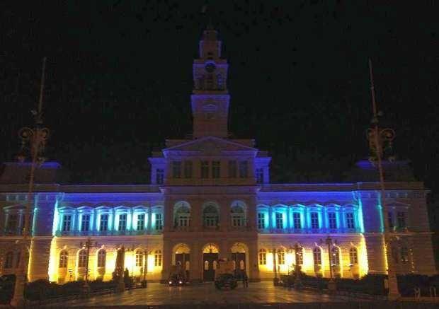 City Hall hacked