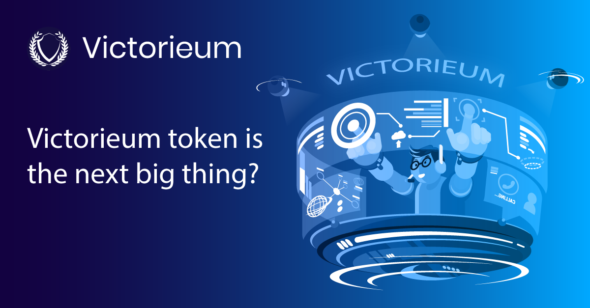 Is Victorieum token the next big thing in retail consumer lending Even in fiat