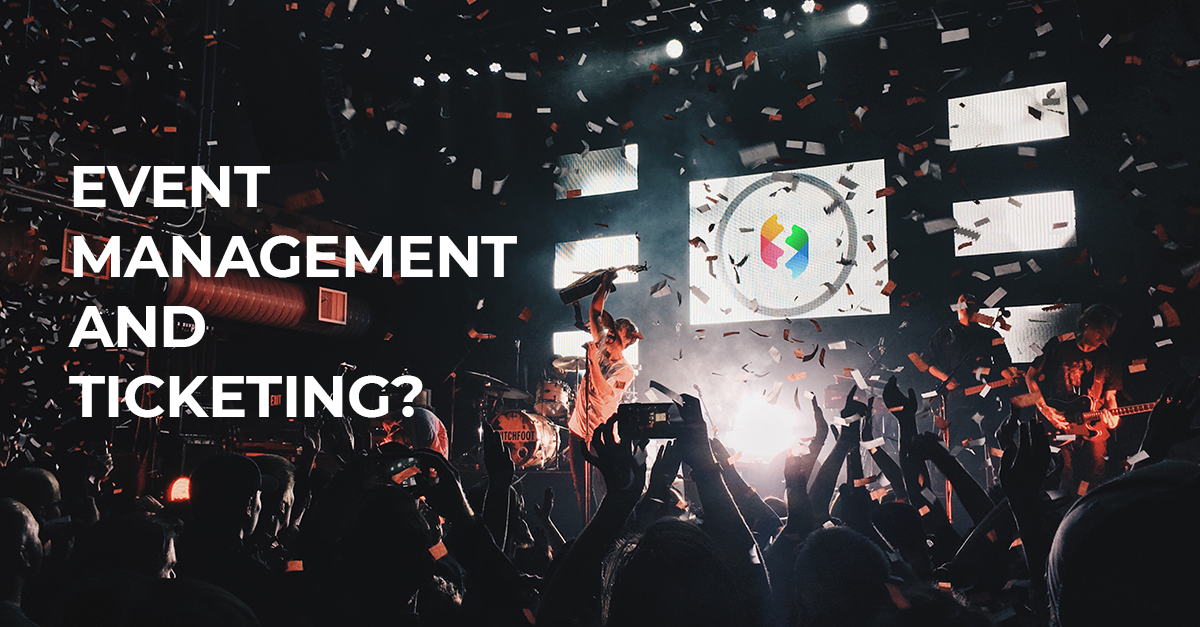 Is the latest blockchain transformation industry event management and ticketing