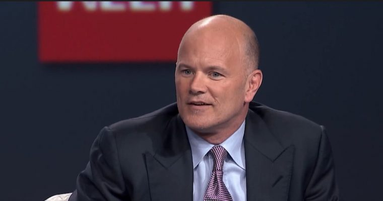 Mike Novogratz: Trying to Build Crypto Business In This Market