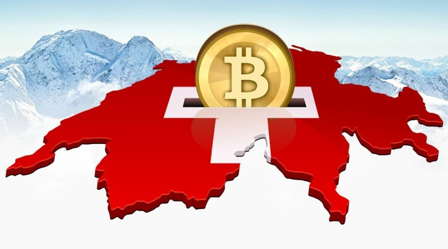 Switzerland crypto legal