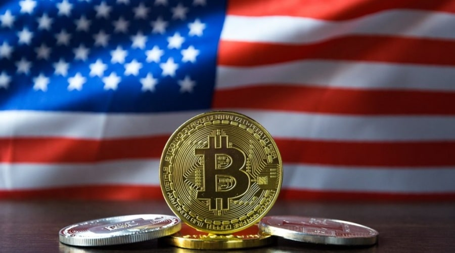 The United States legal crypto