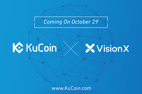 visionx on kucoin
