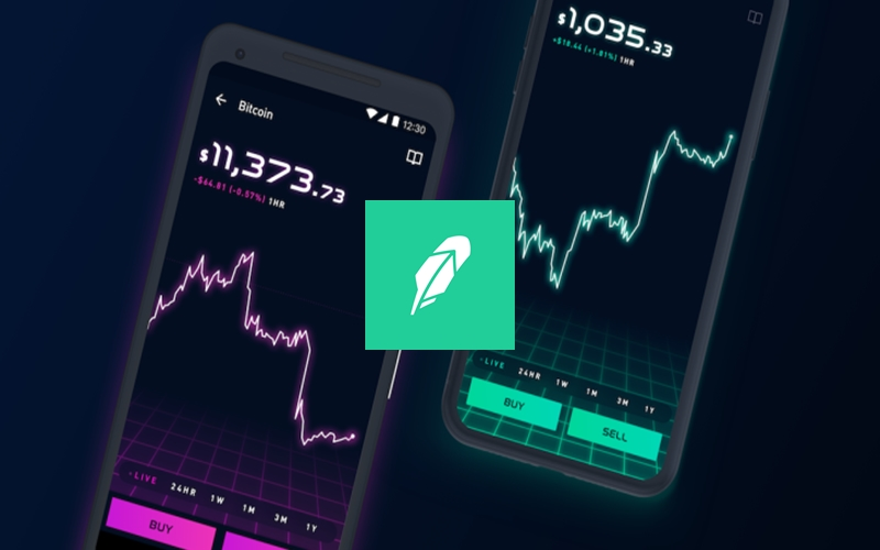 Robinhood Commission-Free Investing Box Includes