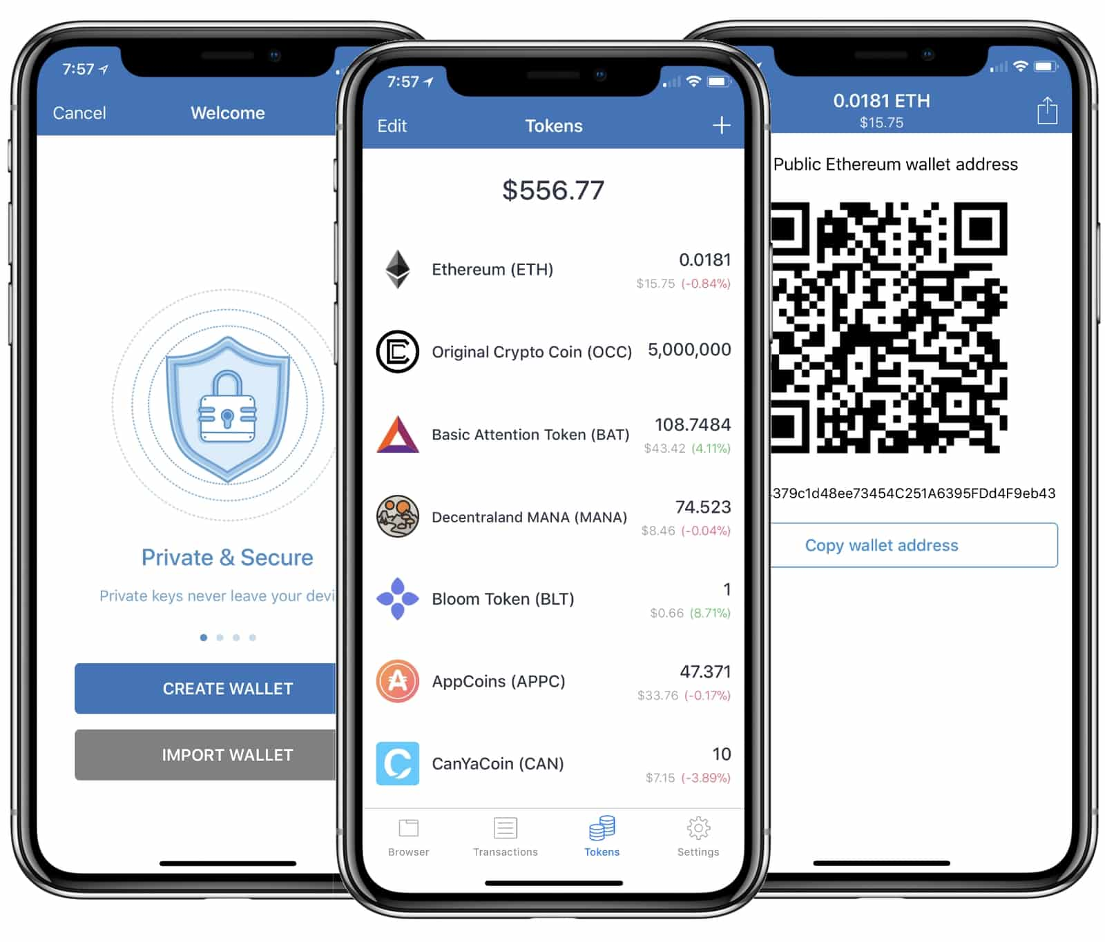 trust wallet, best cryptocurrency wallet for tron (TRX)