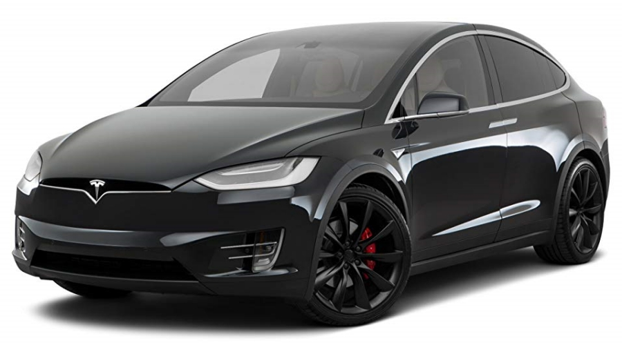 The Tesla Model X Wheel Package