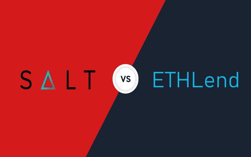 ETHlend vs SALT