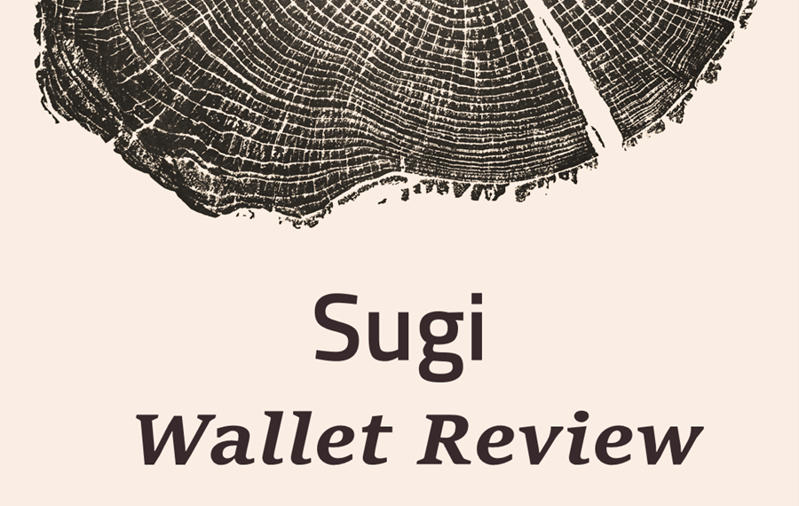Sugi wallet review