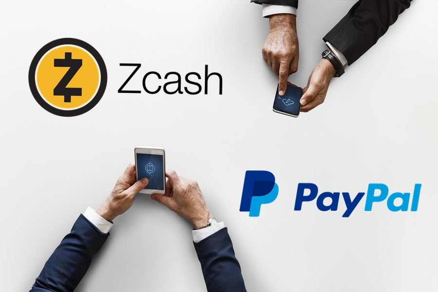 Buy Zcash with PayPal