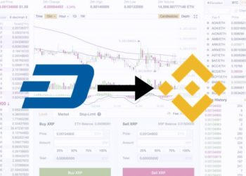 buy dash on binance