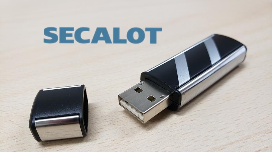 Secalot wallet review