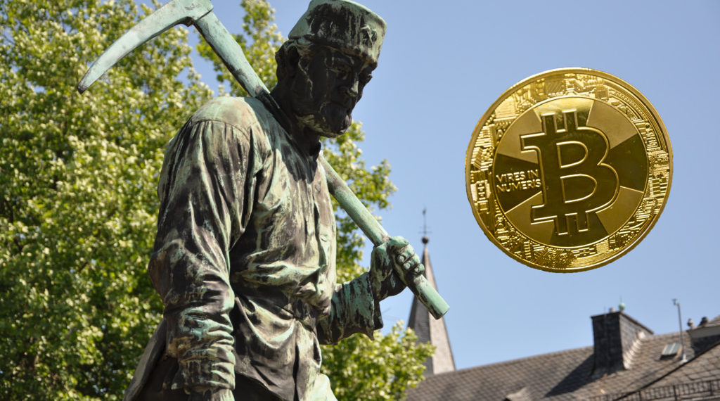 bitcoin mining revenues