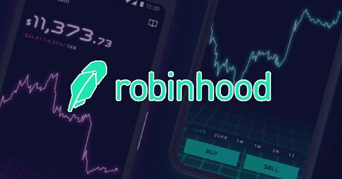 robinhood investing cryptocurrency
