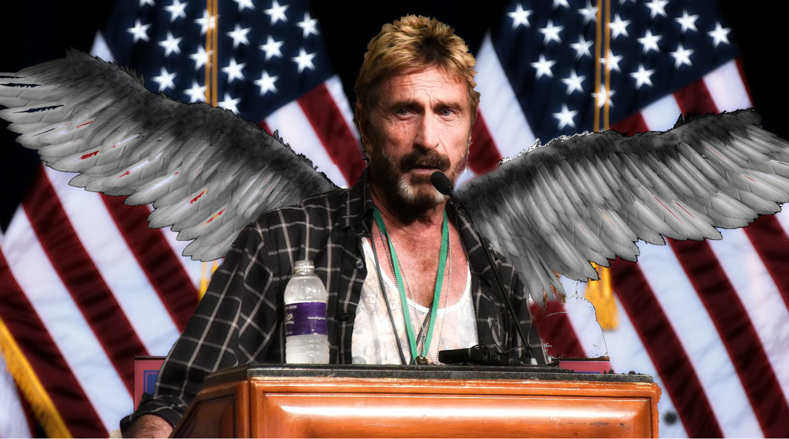 McAfee The Freedom Luvr