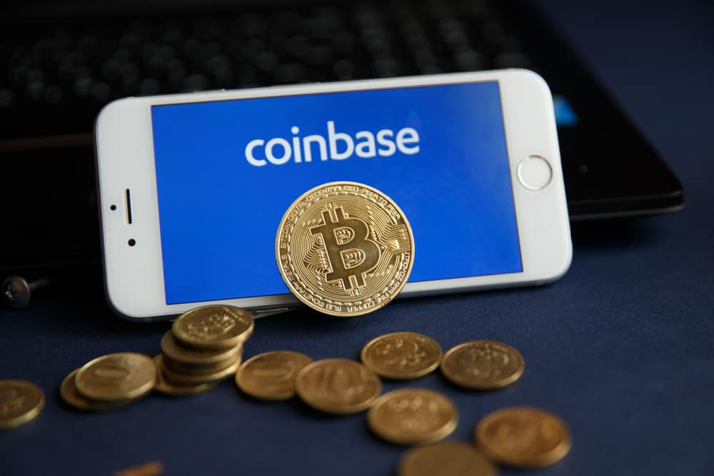 Trading bitcoin with coinbase
