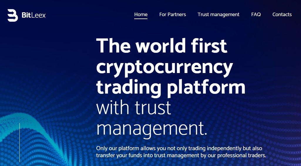 cryptocurrency trading platform offers high
