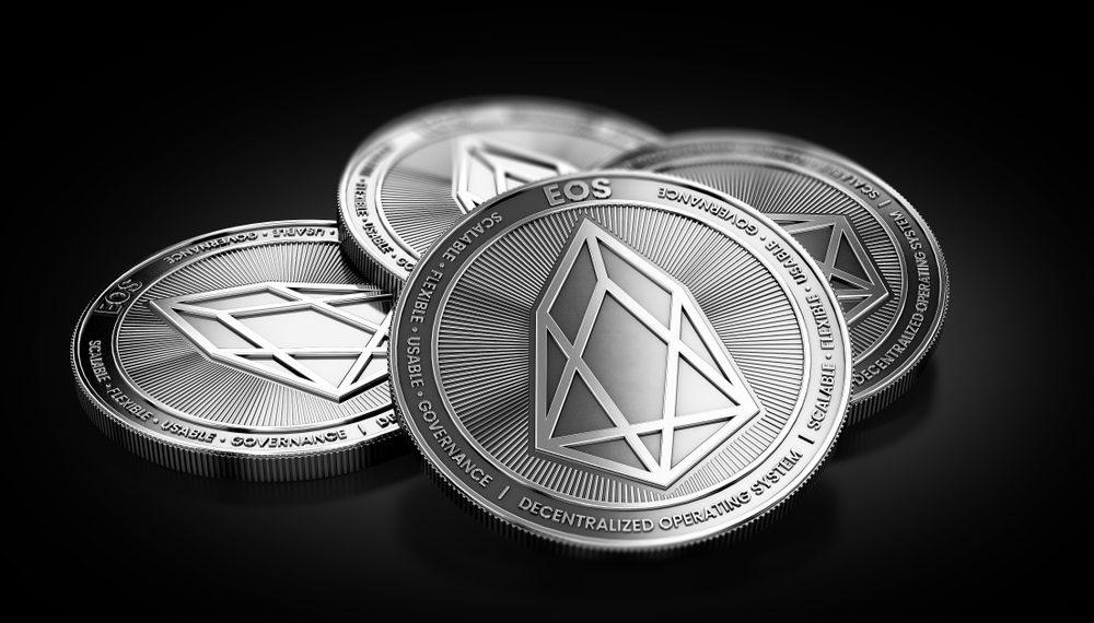 Coinbase EOS