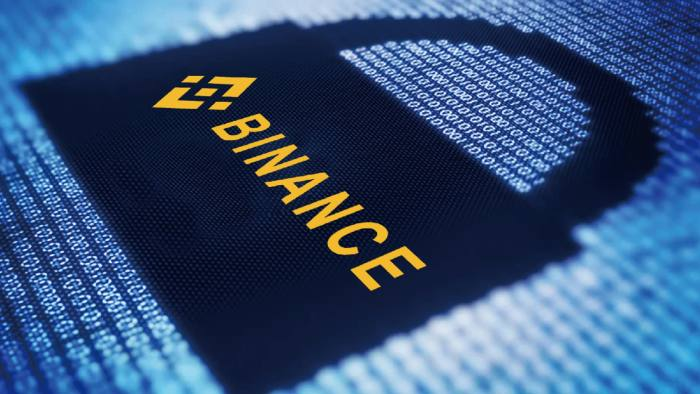 Binance update