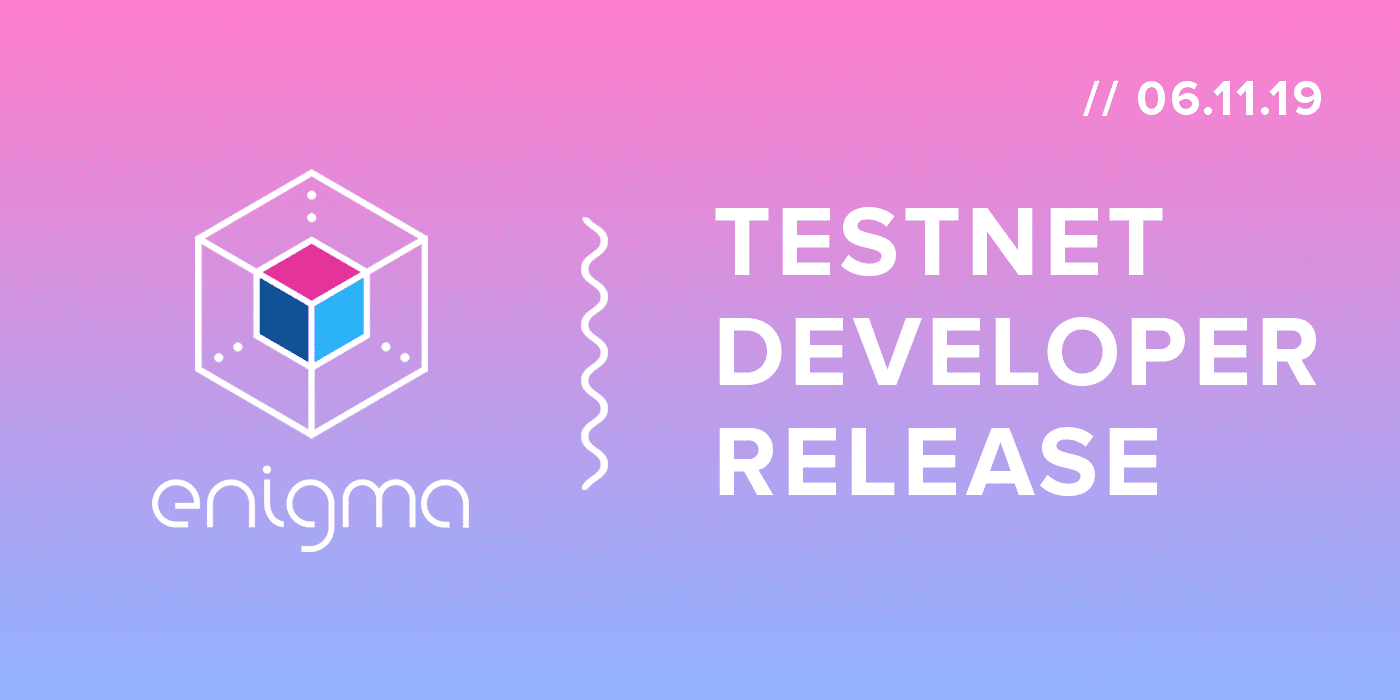 Ethereum's Enigma Testnet Has Officially Gone Live, CryptoCoinNewsHub.com