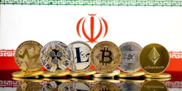 Iran crypto mining