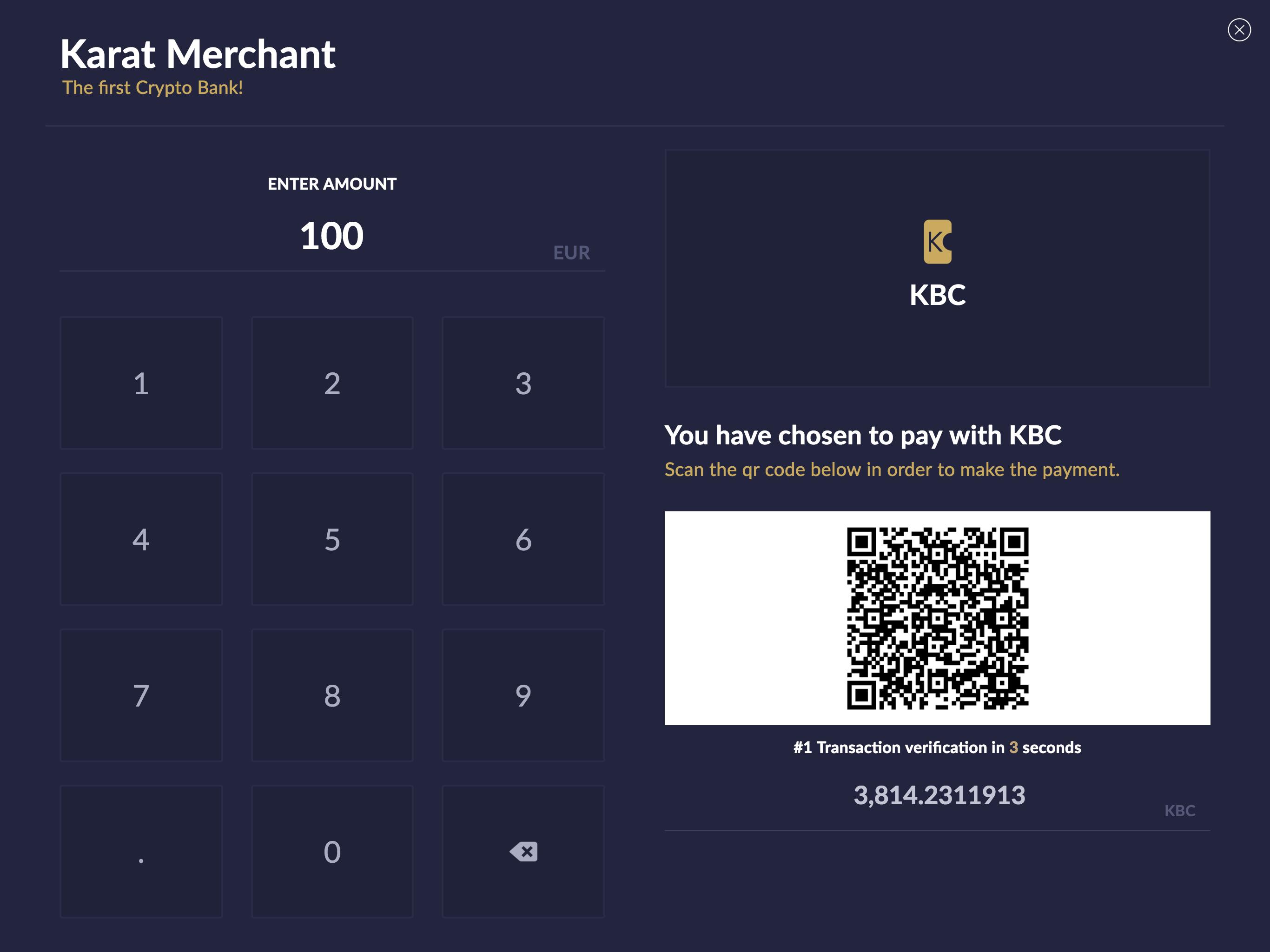 K-Merchant - 1