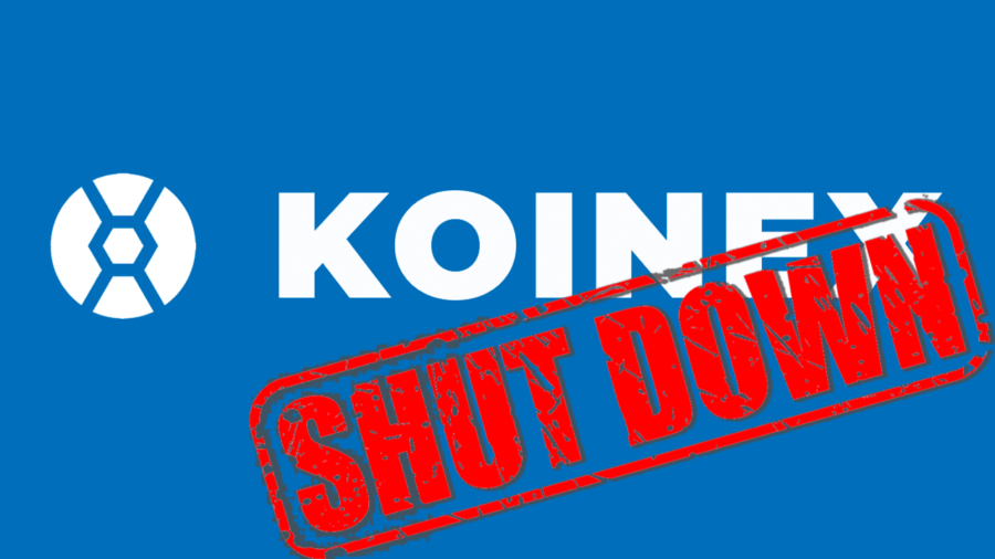Indian Crypto Exchange Koinex Closes Down Due to Banking Ban, CryptoCoinNewsHub.com