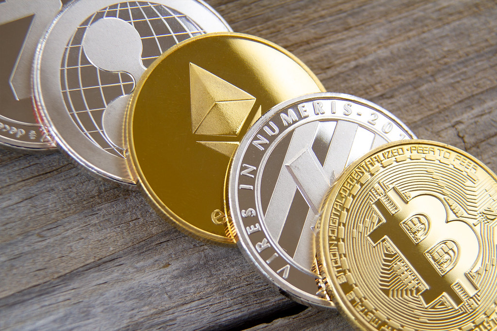 cryptocurrency with coin cap