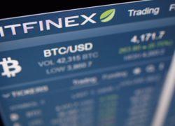 Bitfinex offline
