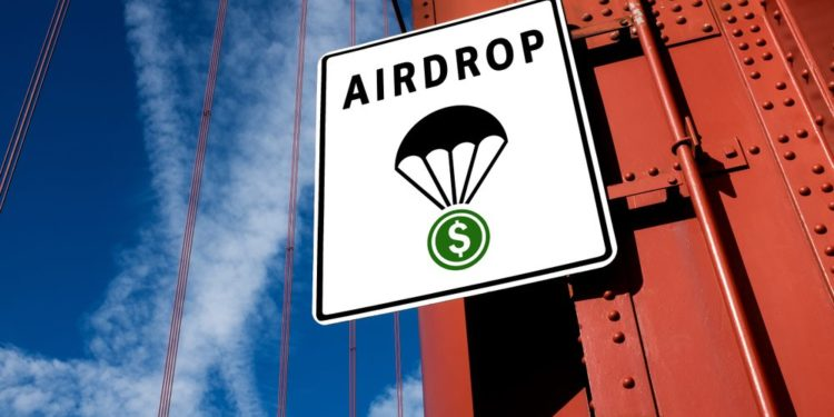 airdrops august