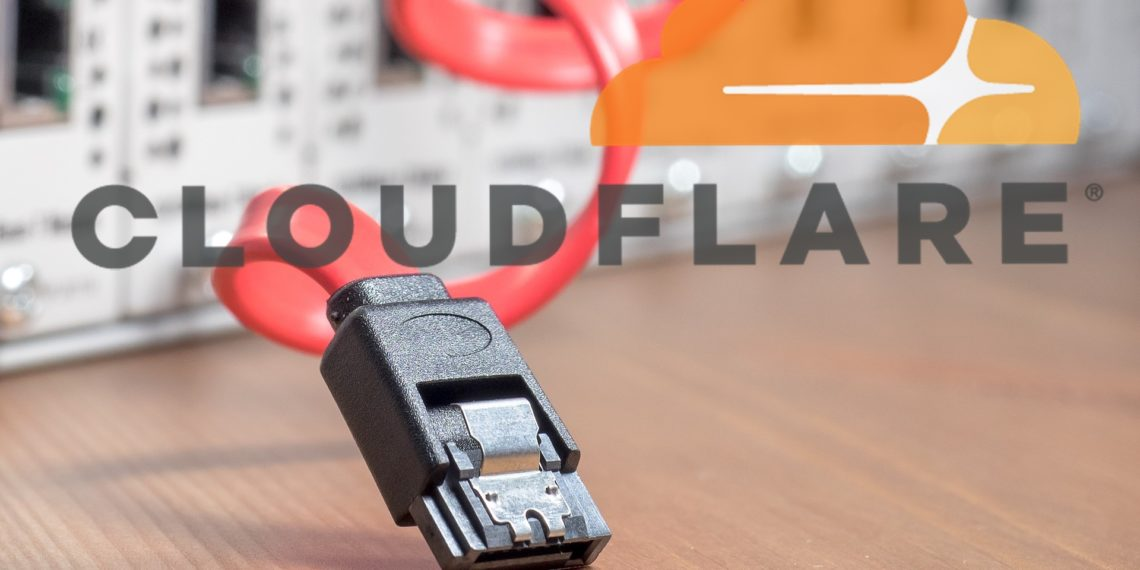 Cloudflare servers
