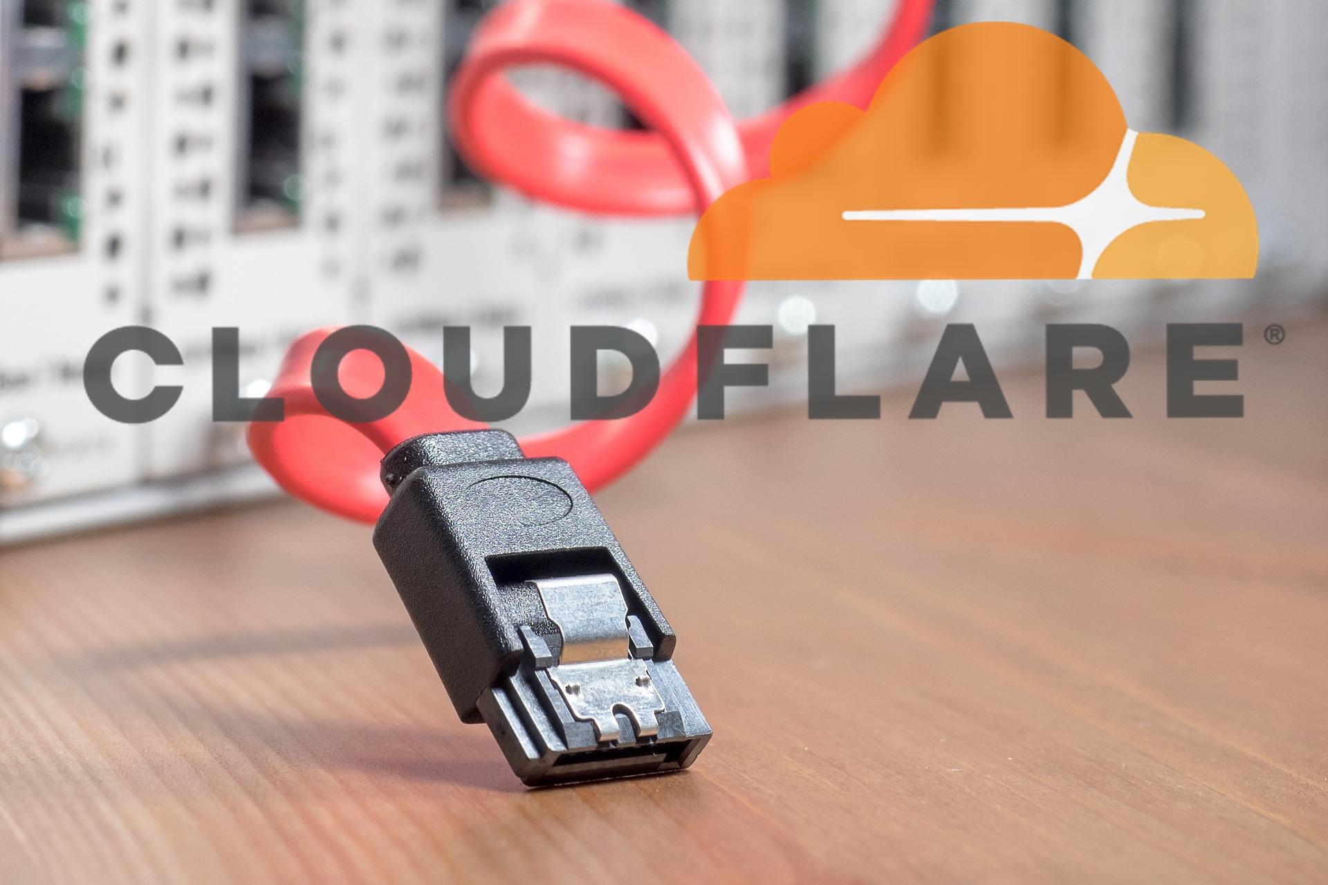Cloudflare servers