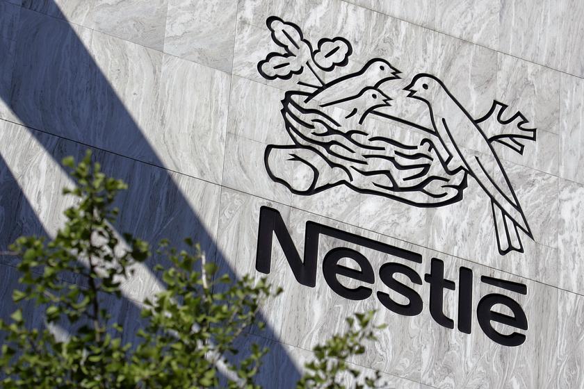 Nestlé blockchain