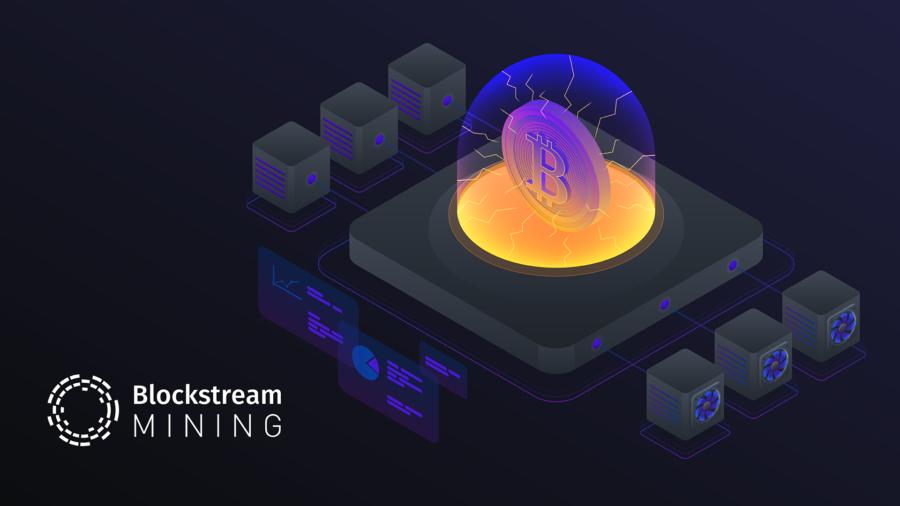 blockstream mining