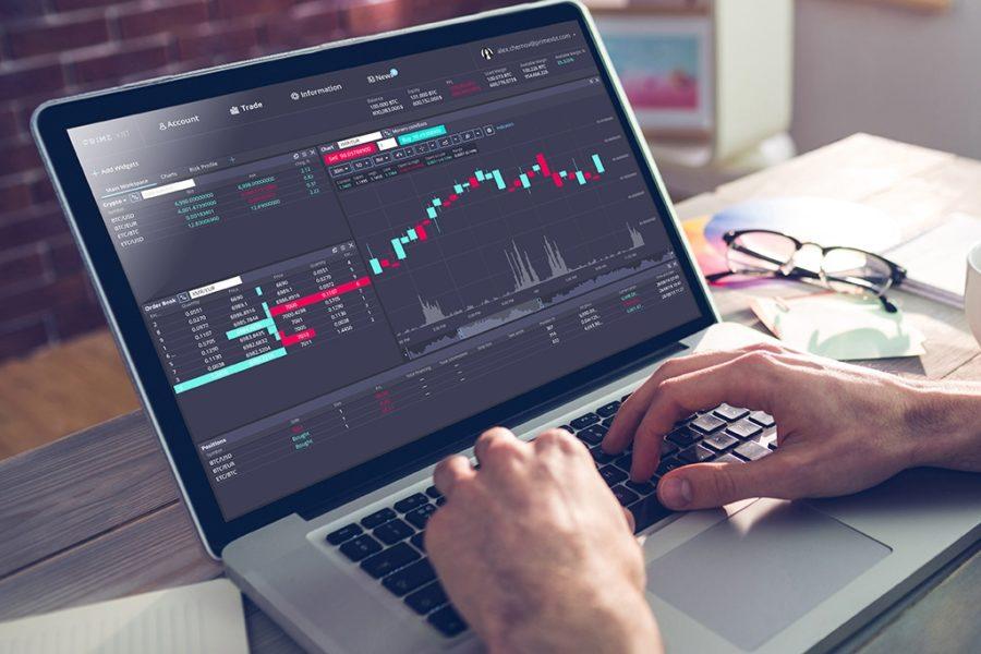 A crypto-friendly forex broker