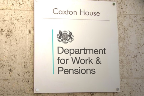 U.K Department for Work and Pensions (DWP)