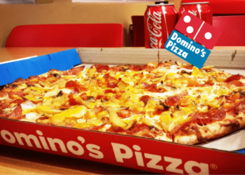Domino's Pizza Bitcoin
