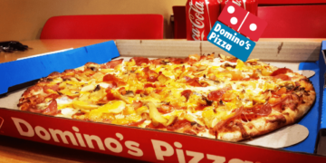 Domino's Pizza Bitcoin