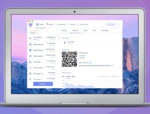 Guarda desktop wallet