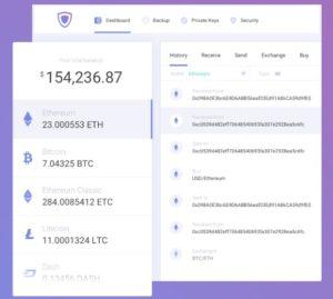 Guarda web wallet