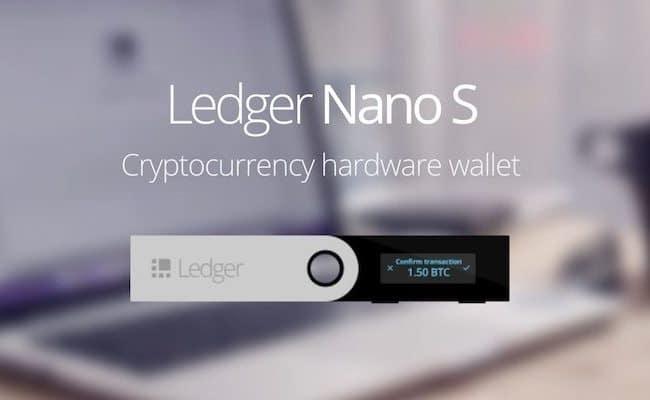 Ledger Nano S
