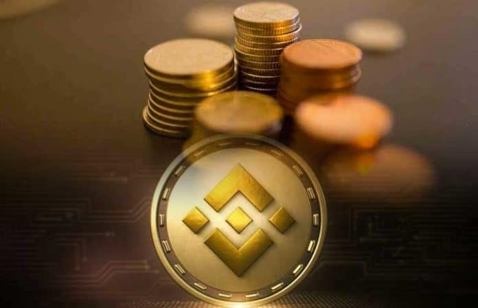 Korbit Binance coin